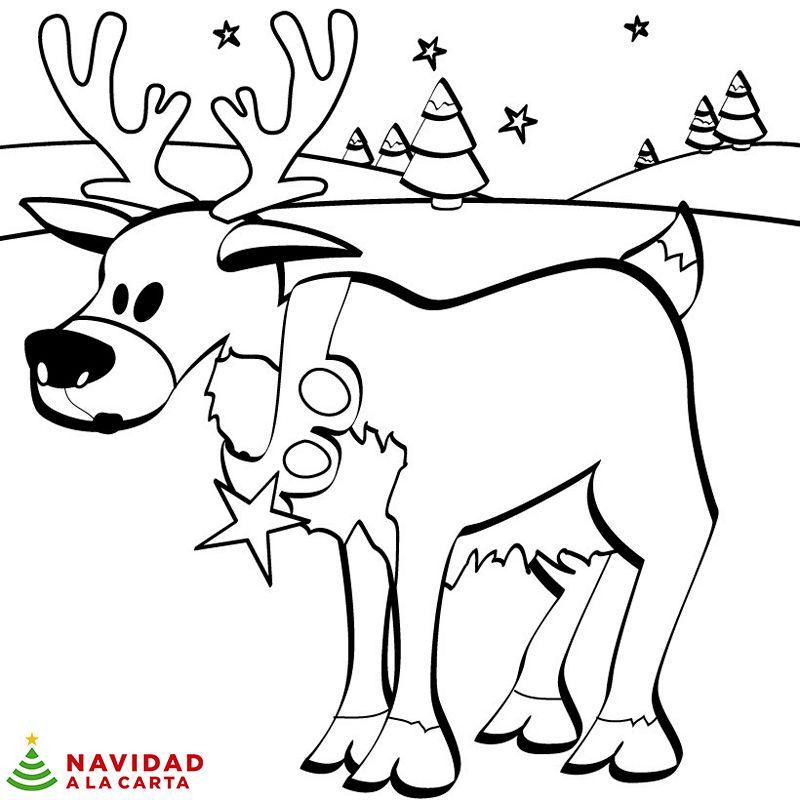 Estos 10 Dibujos De Navidad Para Colorear Haran Pasar Un Buen Rato A Los Nin Arbol De Navidad Para Colorear Paginas Para Colorear De Navidad Dibujos De Navidad