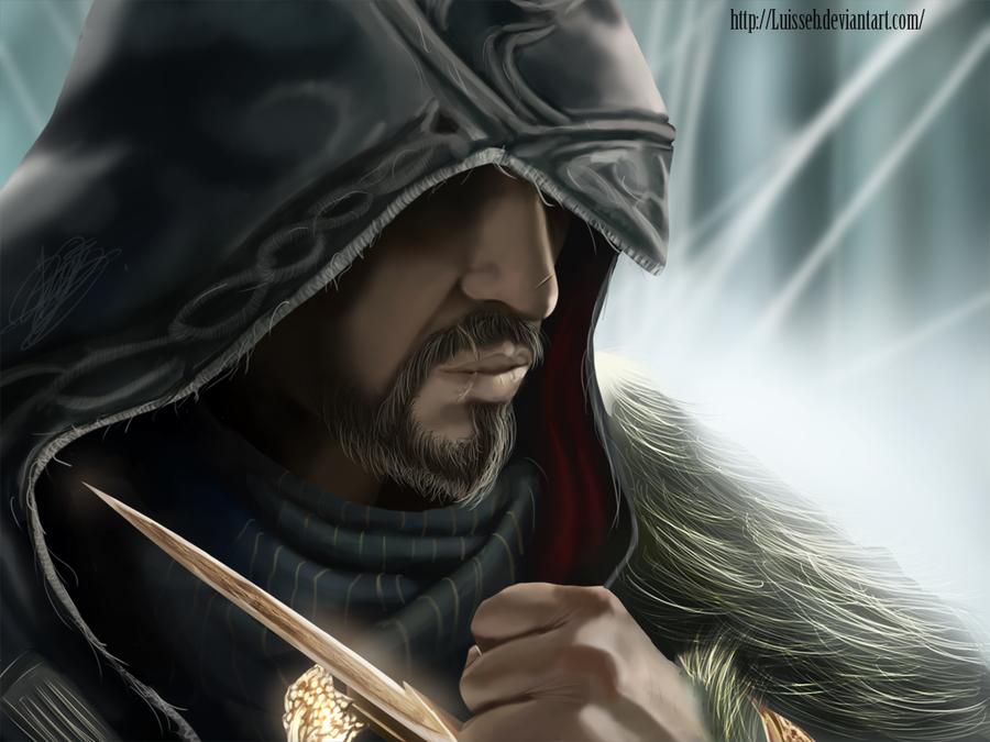 Assassin S Creed Revelations Ezio Auditore By Luisseb