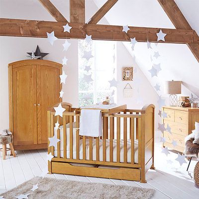 Izziwotnot Tranquillity 5 Piece Complete Nursery Furniture Room