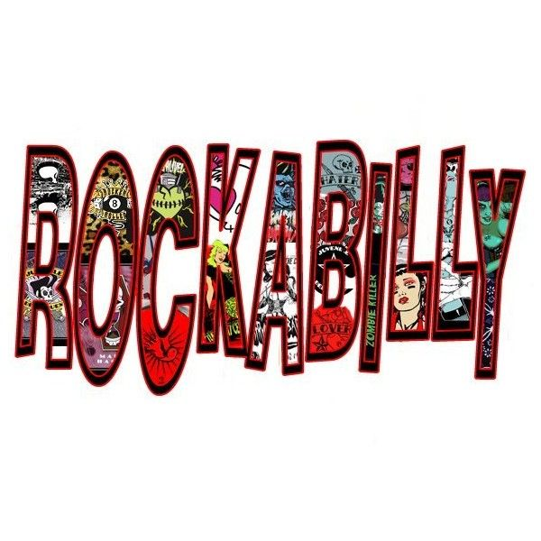 Rockabilly Wallpaper: Rockabilly Liked On Polyvore Featuring Rockabilly, Words