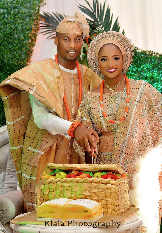 Slcole2017 Simi Asp Larinde S Yoruba Traditional Wedding Klala Photography16