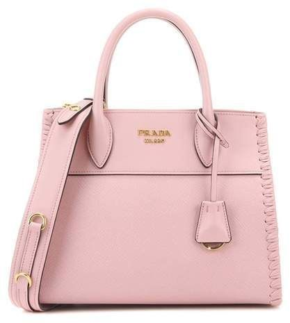 8b7b7bc22956 Prada Saffiano leather tote bag