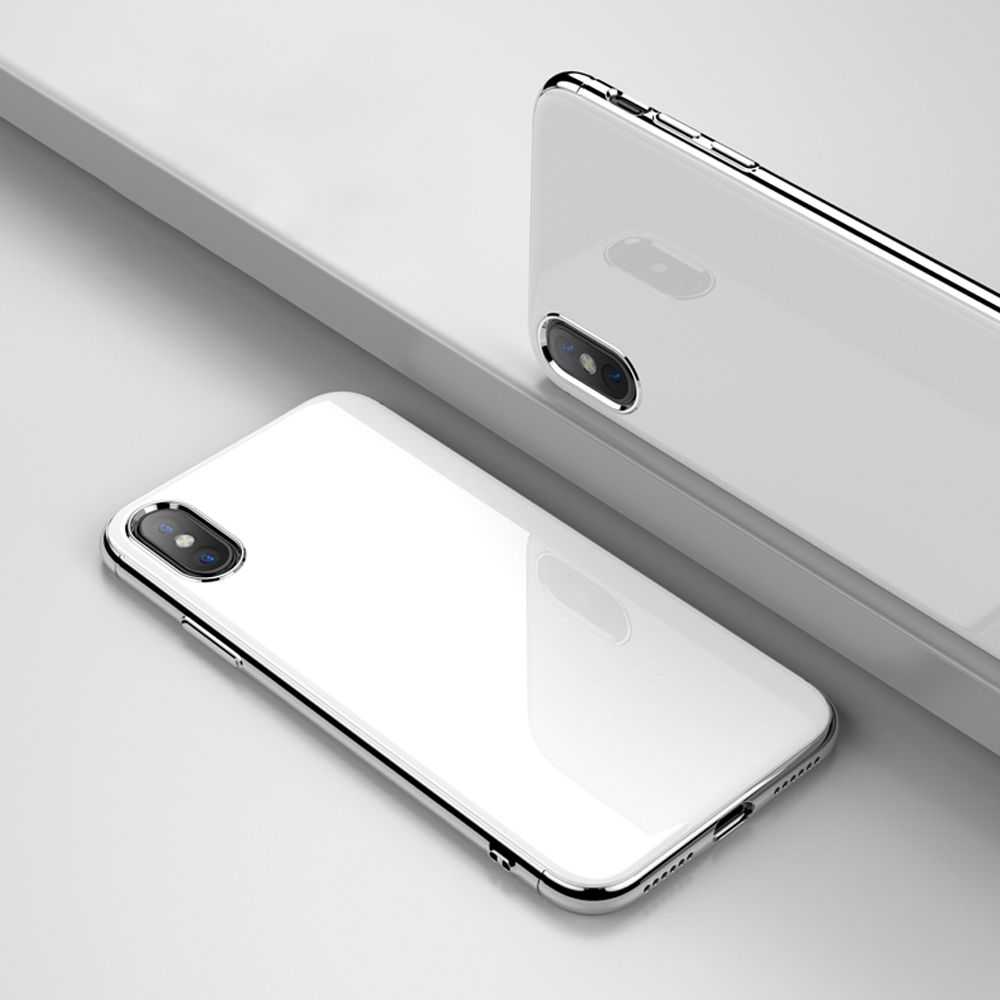 Exclusive Chrome Edge Series Cases For Apple Iphone X 6 Colours Iphone Leather Case Iphone Marble Iphone Case