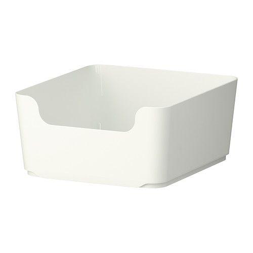 12 5 X 13 6 7 White Only Pluggis Recycling Bin Ikea