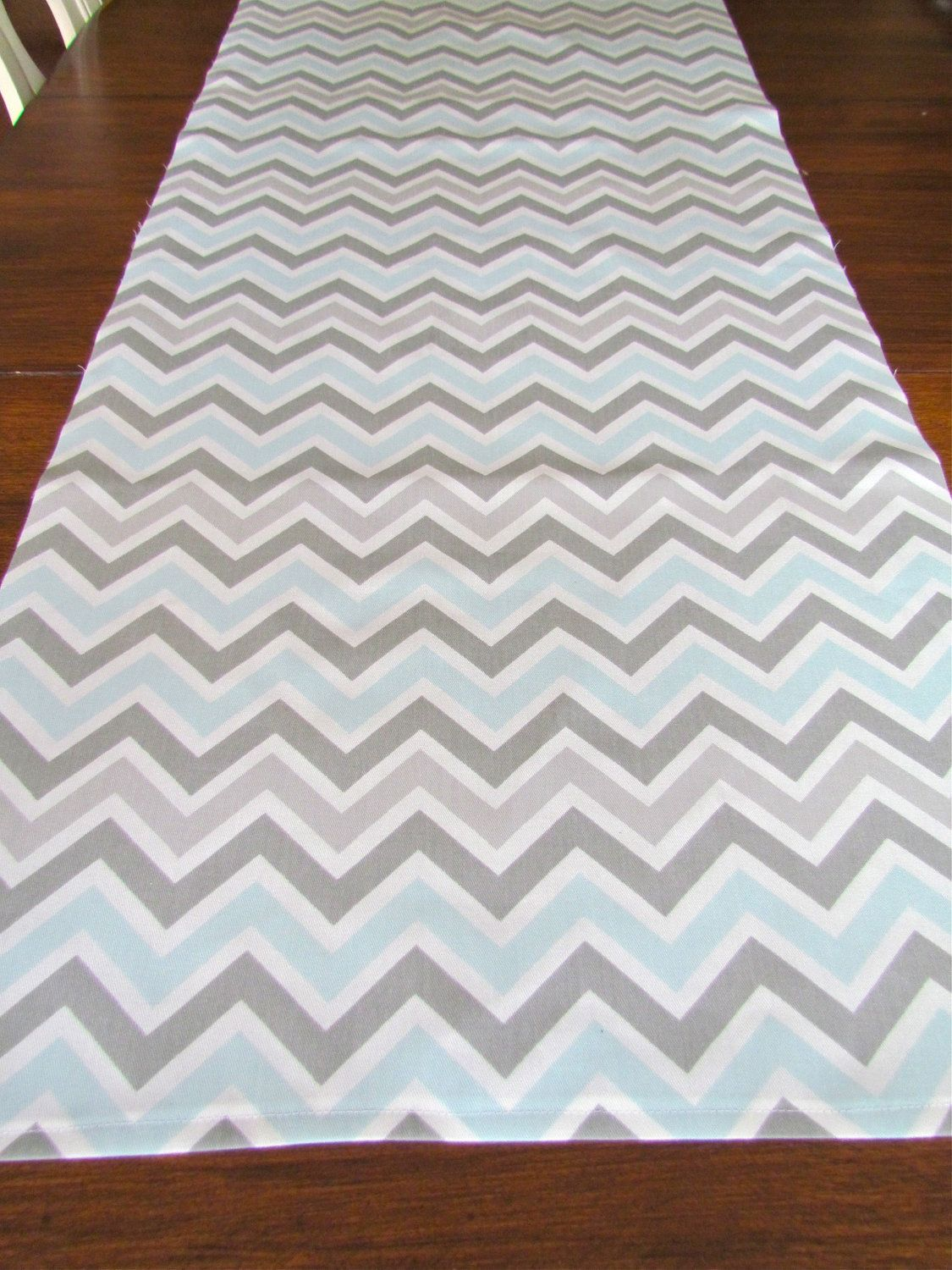 shower chevron table runners holiday party table cloth decorative baby