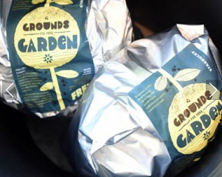 FREE Coffee Grounds for Gardeners at Starbucks! Uses for