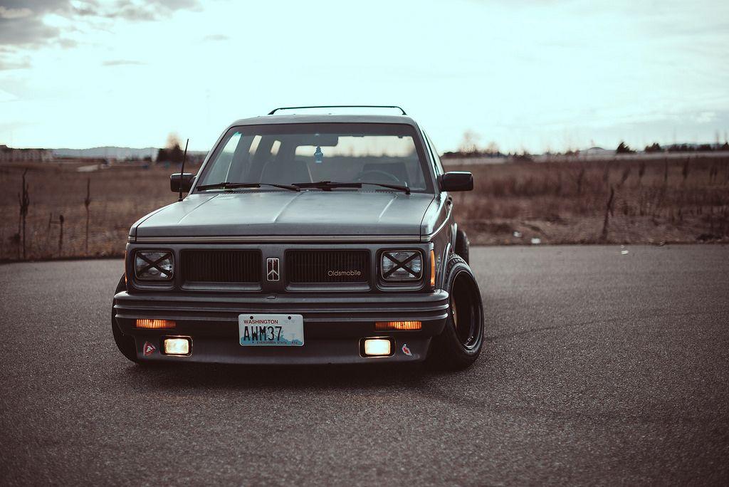 Oldsmobile Bravada 1994