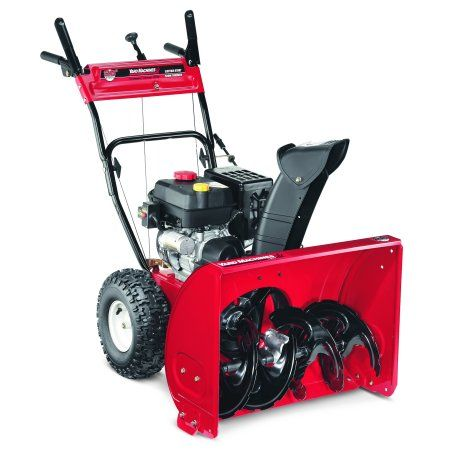 Patio Garden Gas Snow Blower Yard Outdoor Power Equipment