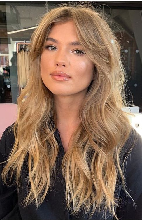 Pinterest Katieb626 Haircuts For Long Hair With Bangs Hair Styles Long Hair With Bangs