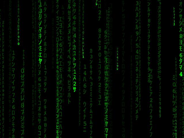 Make The Matrix Digital Rain Using The Shortest Amount Of Code Web Development Design Matrix Coding