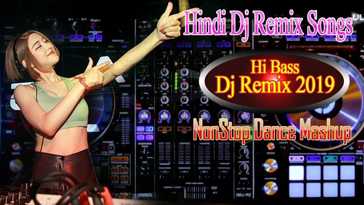90's Hindi Old Love DJ Remix Song 2019 - Hi Bass Dholki Mix