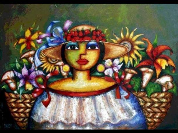 Arte Peruano La Fusion De Religion Y Cultura Andina Fotos Arte Peruano Arte Latinoamericano Arte
