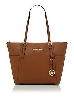 Buy your Michael Kors Jet Set Travel Ziptop Tote Bag online now at House of  Fraser. Why not Buy and Collect in-store  6c0283a26d87d