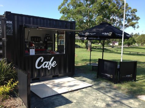 The Box Brand Cafe Units Cater For Smaller Footprint Retailing And Small Scale Urban Formats Desain Kafe Rumah