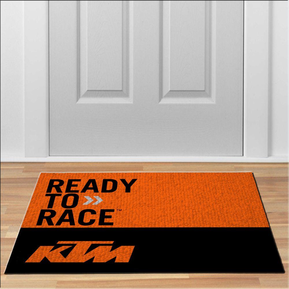 Nice Ktm Ready To Race Floor Durable Door Mat Non Slip Durable Doors Door Mat Racing [ 1000 x 1000 Pixel ]