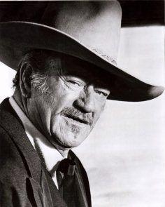 John Wayne – Five Rules to Remember in Life