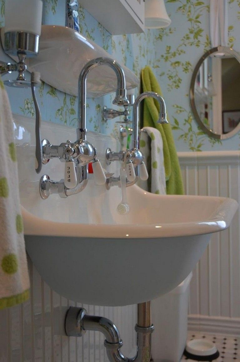 35 Simple Farmhouse Style Bathroom Sink Ideas Vintage Bathroom Sinks Bathroom Farmhouse Style Bathroom Sinks For Sale