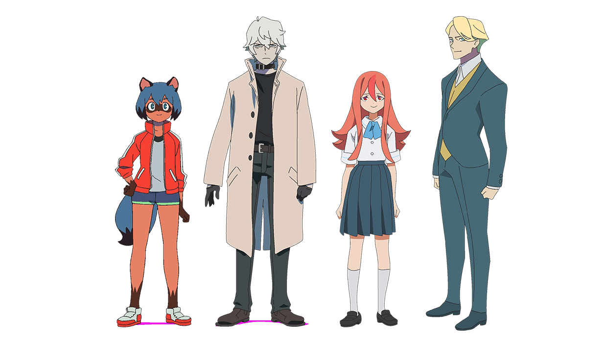 New Anime from Little Witch Academia Creator Announced