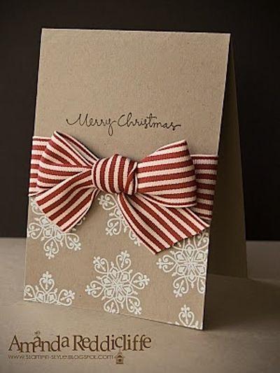 Cartes de voeux, etiquettes, menus de Noël: le papier déborde d
