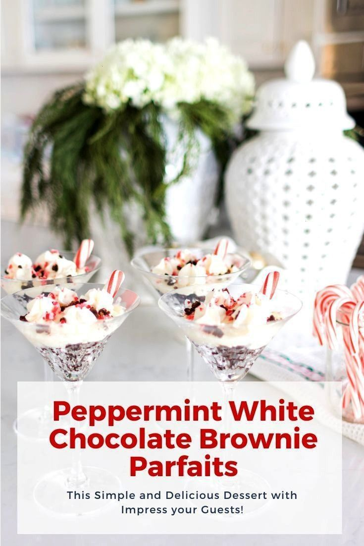 White Chocolate Brownies  Annette  Coffee Chaos  Dry Shampoo  Moms In The Know  Peppermint White Chocolate Brownies Popular Arkansas blogger Jennifer Maune shares a desse...