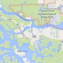Map Of Crystal River Florida.Manatee Map Crystal River Florida Range Habitat Animal