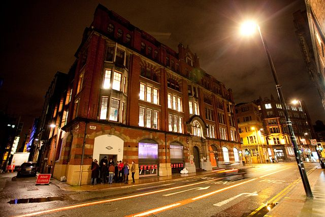 The Cold One Hundred Tailored At Dale Street Central Manchester Street Street Design