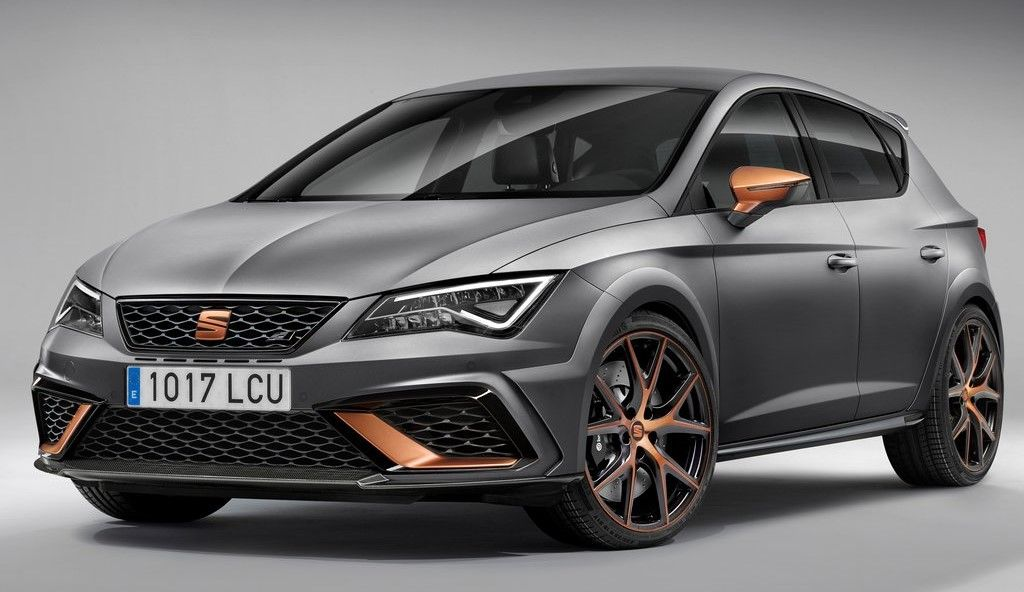 2018 Seat Leon Cupra R Set For Iaa Debut Cupra Cupra R Seat Leon