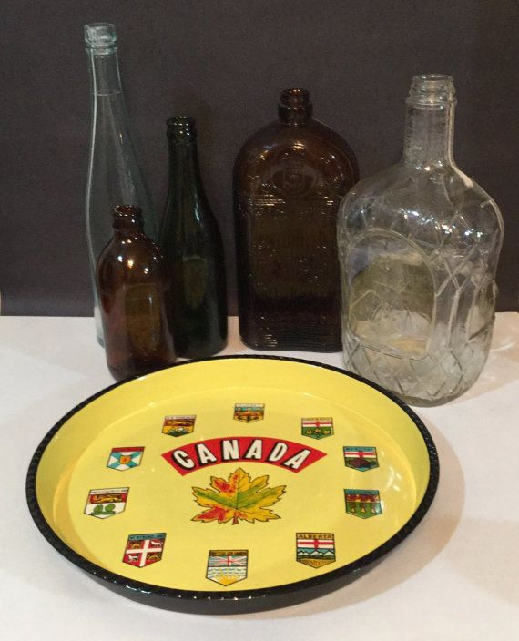 Hey, I found this really awesome Etsy listing at https://www.etsy.com/ca/listing/462023620/vintage-tray-retro-barware-canada