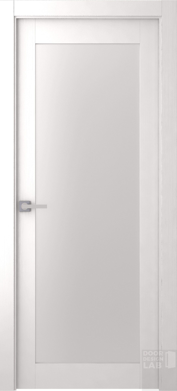 Smart Pro 207 Vetro Polar White Belldinni Modern Interior