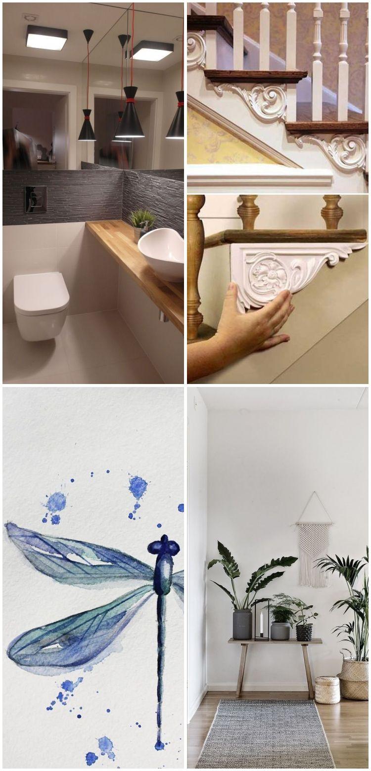 Appartement | Idées vivantes | Couloir | Couloir | Meubles ...