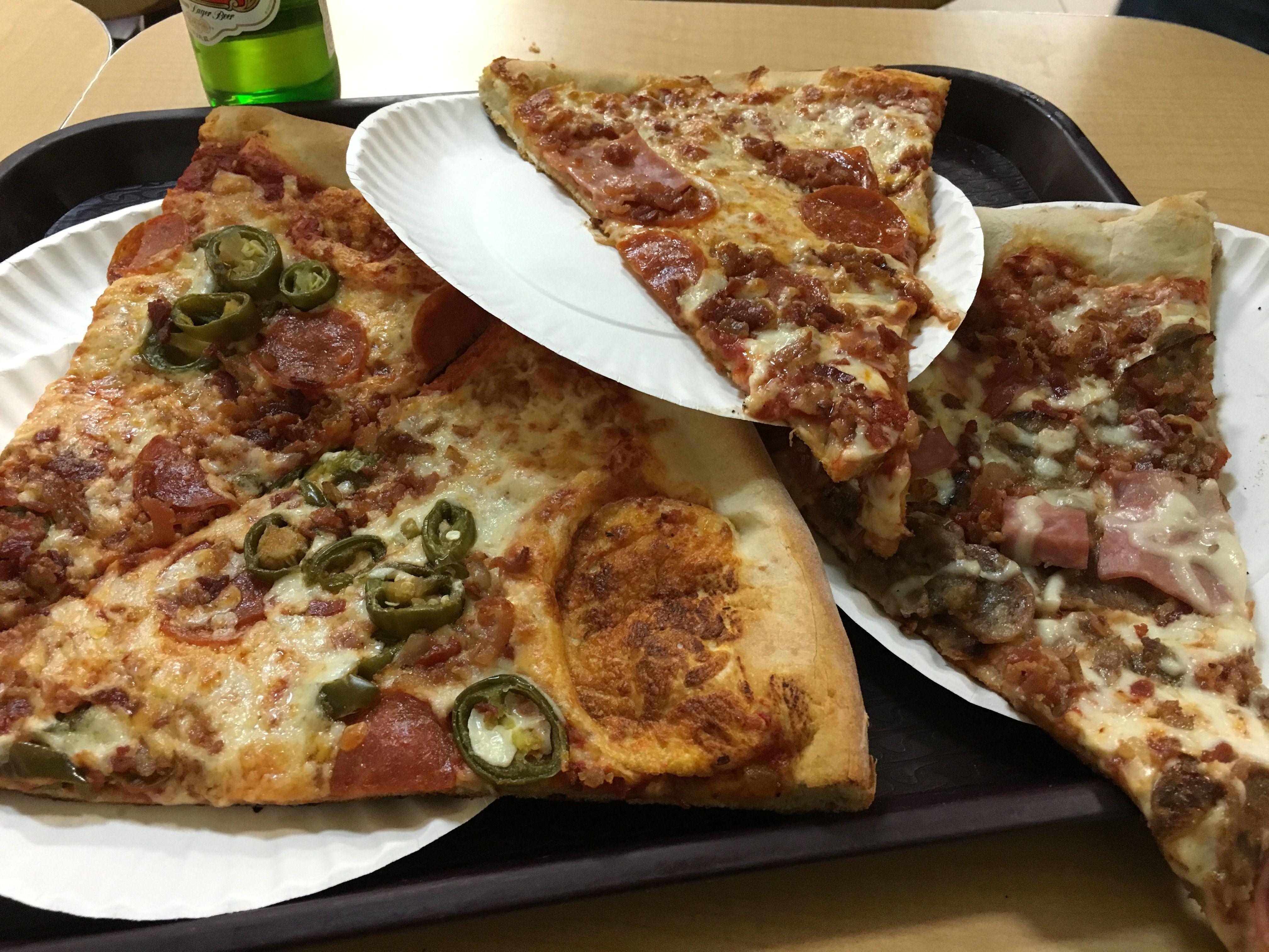 Ray's Pizza New York City