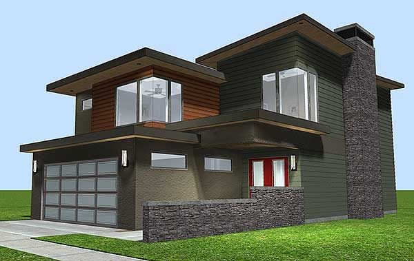 Plan 62545DJ: 3 Bed Modern Home Plan with Covered Patio ... on raised cottage house plans, texas ranch style home plans, raised house plans southern, coastal raised house plans, raised house floor plans,