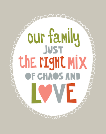 Love My Family Quotes Delectable Much Chaos With The Crazy Exes But We Are Strong To Get Through
