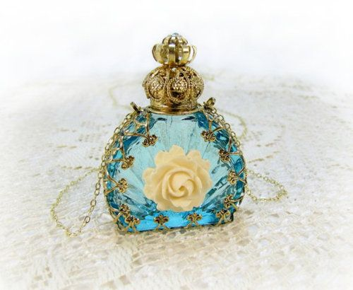 beautiful perfume bottle? tear bottle?