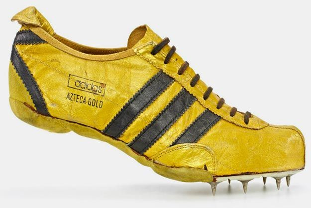 ed7d82acf242a adidas Track Shoes Chart The Brand Evolution [Pics] | Advertising ...