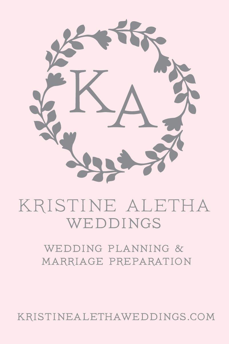 Kristine Aletha Weddings: Wedding planning & marriage preparation.