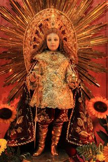 Etc. - Art. Food. Culture.: Santo Nino de Malolos: Of Culture, Pageantry and Devotion