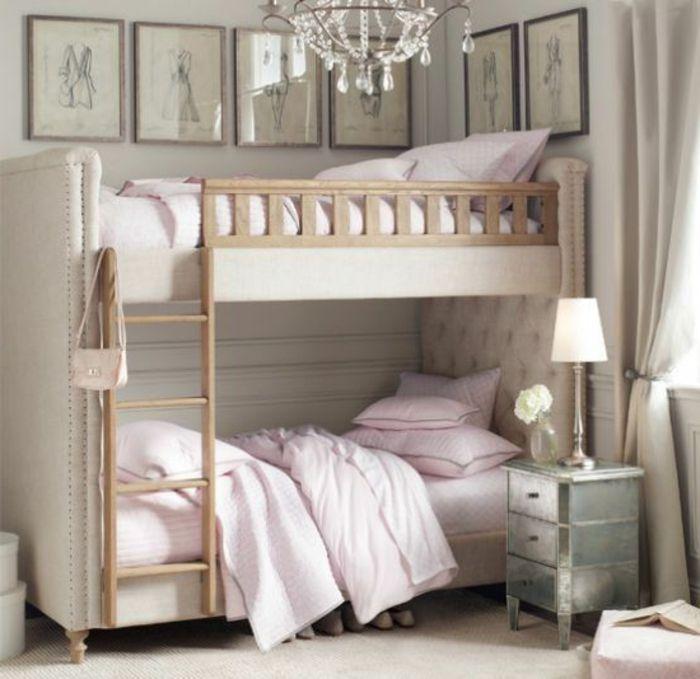 La chambre ado fille - 75 idées de décoration - Archzinefr Dream