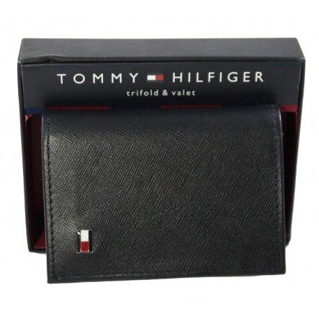 e3fc01b7a85 Tommy Hilfiger - Trifold Wallet Navy