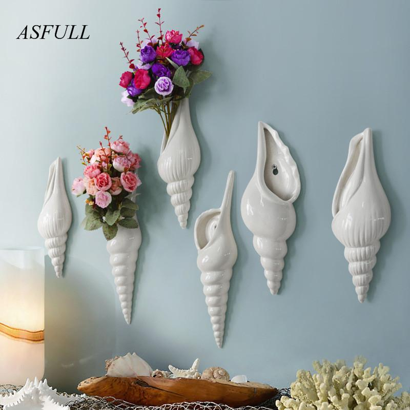 Floral Wall Vase Flower Vases Flower Wall Wedding Wall Decorations
