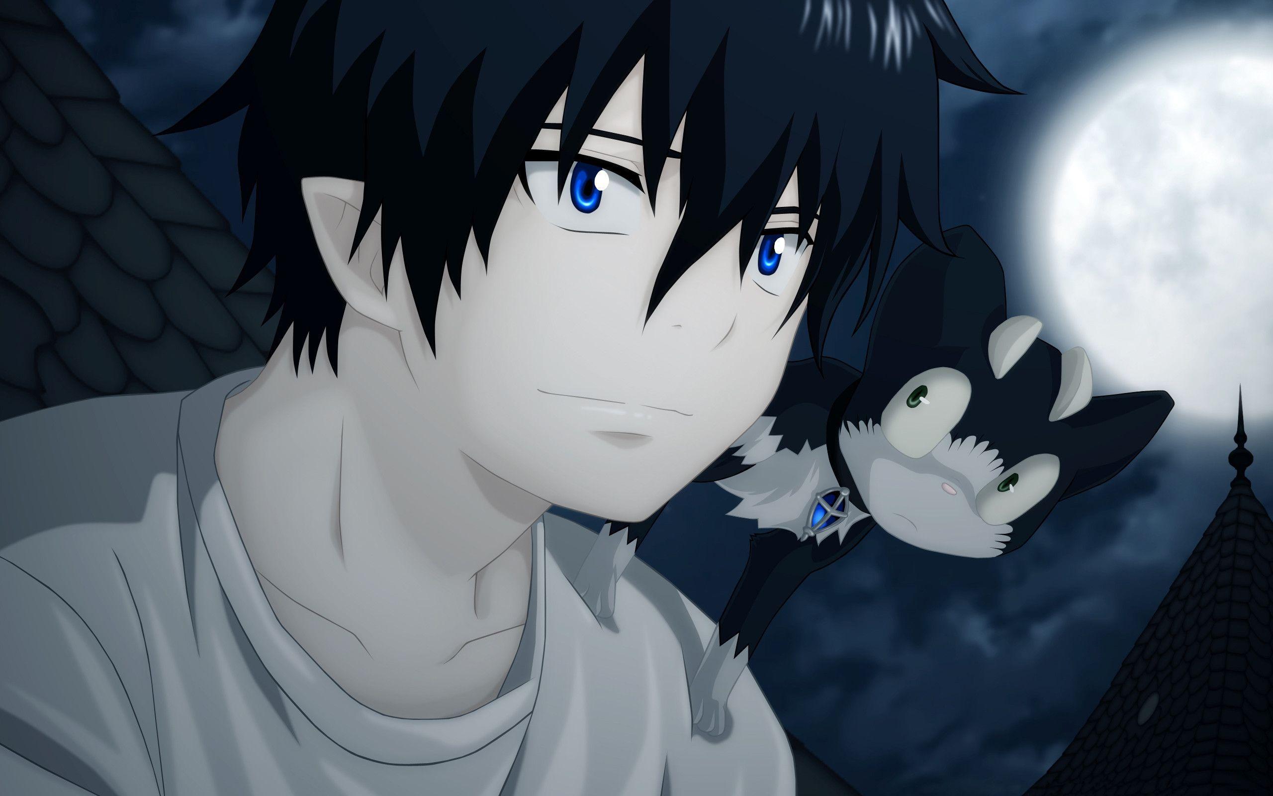 Anime Guy Wallpapers Blue Exorcist Ao No Exorcist Rin Okumura