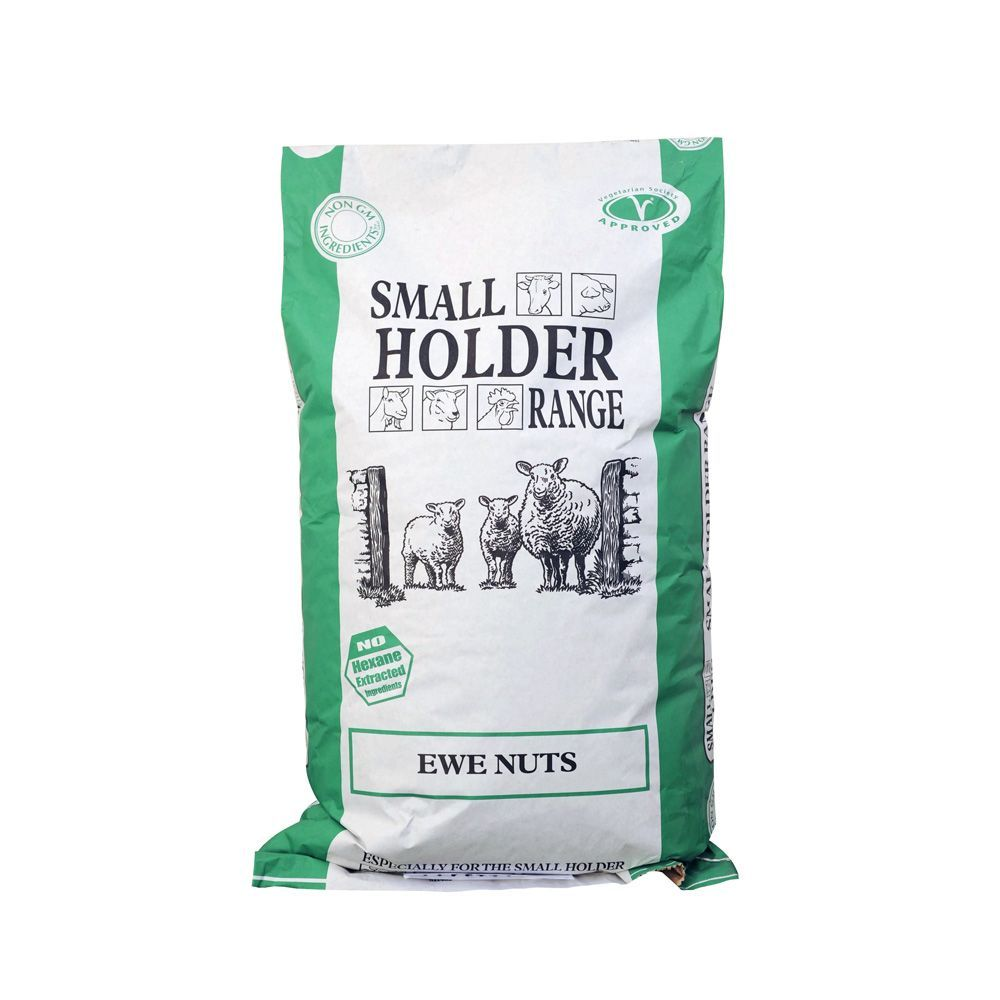 Allen Page Small Holder Range Ewe Lamb/Sheep Nuts 20kg