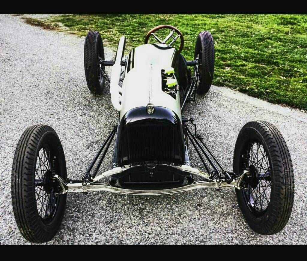 Projects - John Gerber's 1920's Sprint Car