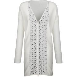 Photo of Alba Moda, Strickjacke mit Jacquard-Strick Alba ModaAlba Moda