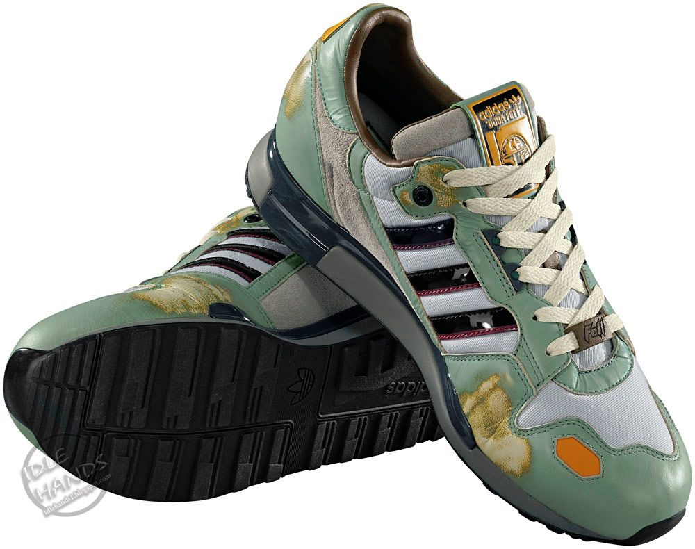 Boba Fett Adidas, WANT.