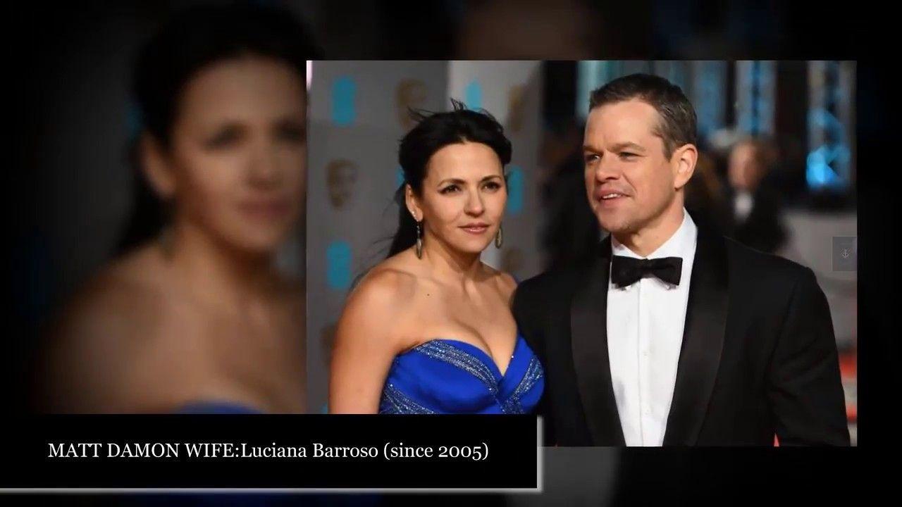Matt Damon - Biography 2017 Net Worth (Childhood , Family ...
