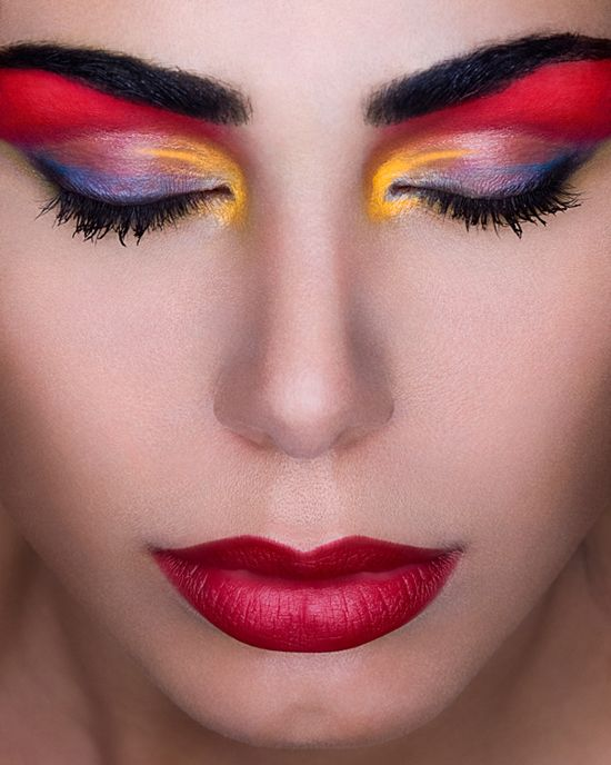 Wild Makeup: Eye-catching Female Makeup Looks To Try