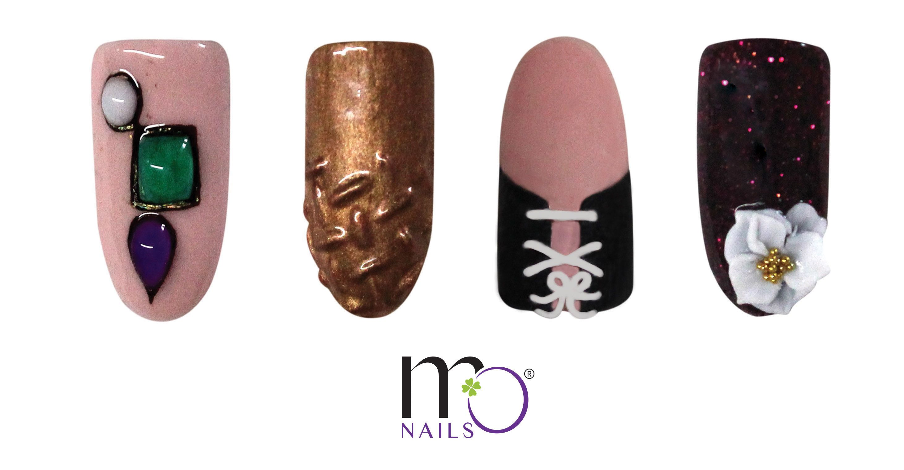 Get Creative! Endless possibilities for fantastic nail art designs ...