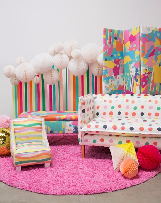 Oh Joy Furniture Collection | RAINBOW HOME | Pinterest | Joy ...