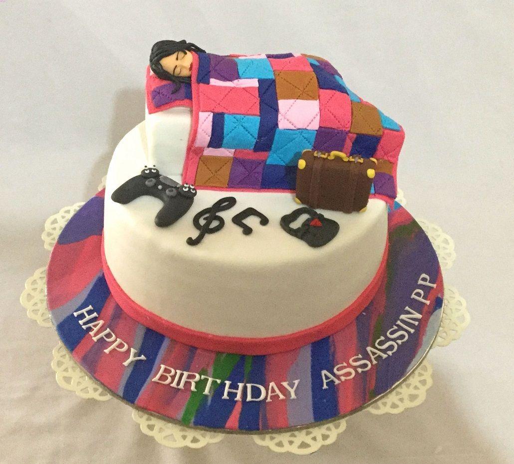 Cakes for teenagers | Custom Designed | MIRAS | Bangalore ...